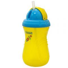 """Спортивный стаканчик с соломинкой """"Сказка"""" (РР) BPA-free"""