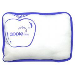 Детская подушечка Apple baby синяя