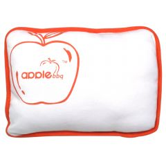 Детская подушечка Apple baby красная