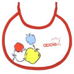 """Нагрудник с удобным горлышком """"Apple baby"""""""