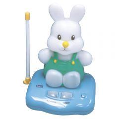 "Устройство звукового контроля за ребенком (радионяня со светильником ""Зайчик"") 2 адаптора ТМ ""Care"""