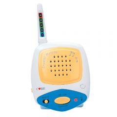 """Устройство звукового контроля за ребенком (радионяня) 2 адаптора ТМ """"Care"""""""