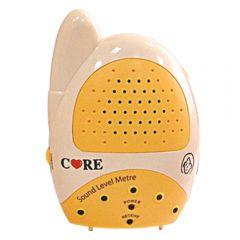Устройство звукового контроля за ребенком (радионяня) 2 адаптора ТМ Care