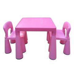 Детский столик с 2-мя стульчиками