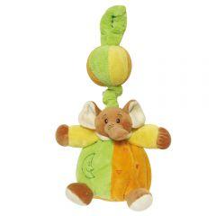 """Игрушка мягконабивная музыкальная с мячом (14 см) """"Molli"""""""