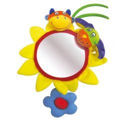 """Музыкальная подвесная игрушка с зеркальцем """"Сказка"""""""
