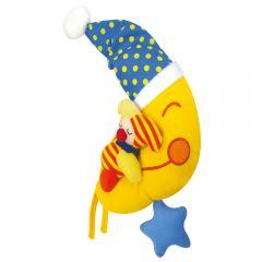 """Музыкальная подвесная игрушка Клоун """"Сказка"""""""