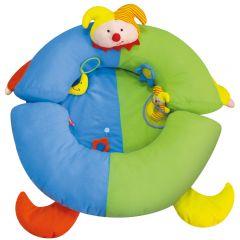 """Игровой коврик с подушкой Клоун """"Сказка"""""""