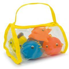 """Набор игрушек """"Океан"""" в сумочке. 5 шт. """"Сказка"""""""