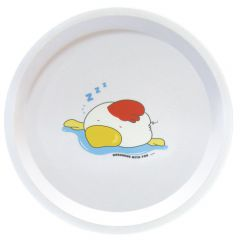 "Набор посуды (тарелка, миска, поильник, ложка и вилка) ""Сказка"""